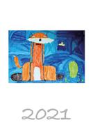 Kalender 2021 und die neuen Grußkarten